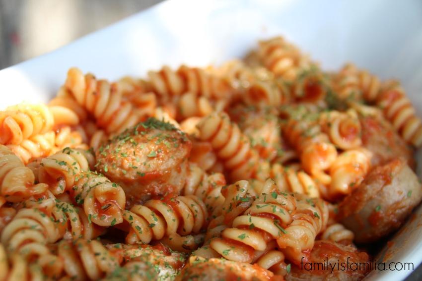 Super Easy 3 Ingredient Barilla Pasta Meal!