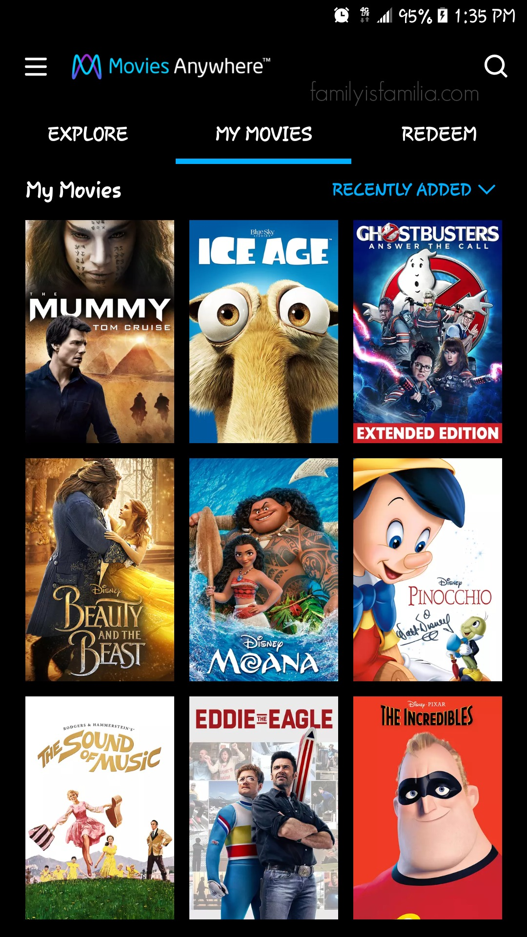 Halloween Movie Night with Movies Anywhere
