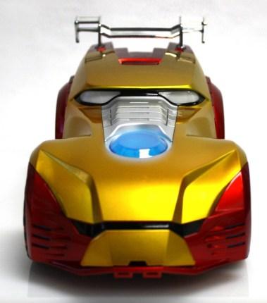 ironman car from ridemakerz