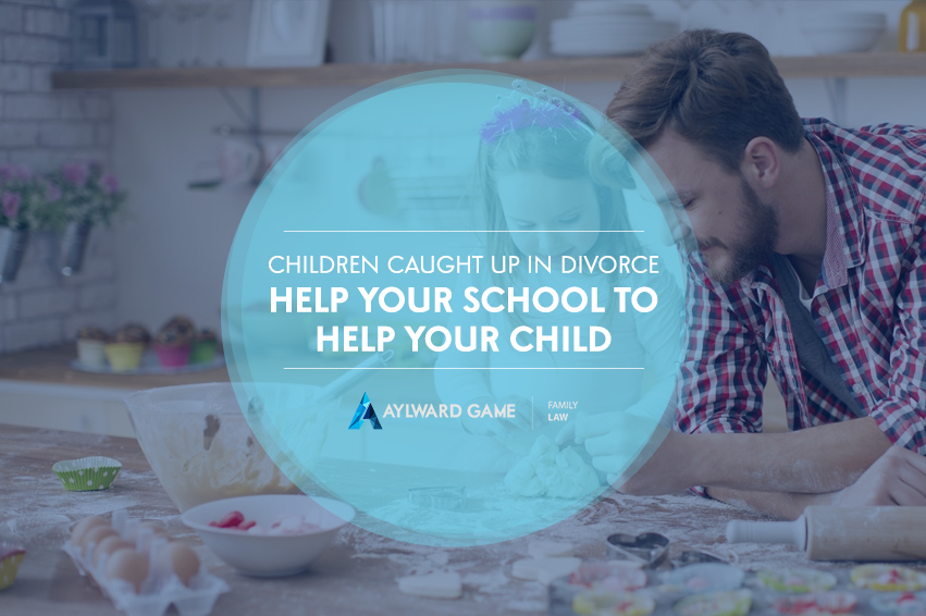 Children Caught Up in Divorce: Help Your School to Help Your Child