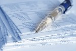 Bank statements in divorce