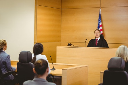 Family court trial