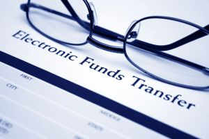 Transfer of marital funds in divorce