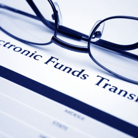 Transfer of marital funds
