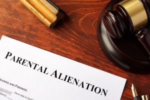 Proving parental alienation
