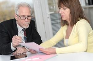 Divorce initial consultation