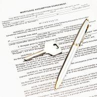 Assumption agreement in divorce