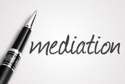 Divorce and family law mediation