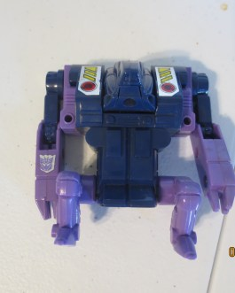 Original Rare Vintage Transformers G1 Blot Figure Abominus Terrorcon 1987