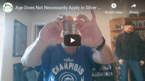 Age Does Not Necessarily Apply in Silver Stacking