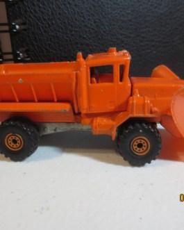 Hot Wheels 1983 Oshkosh WI Snow plow