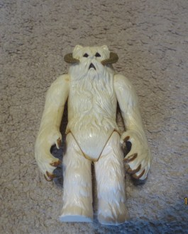 Vintage Star Wars Kenner Wampa figure from Empire Strikes Back 1980's