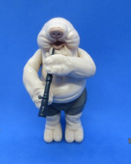 Star Wars Vintage 1983 Droopy McCool & ORIGINAL Black Flute Max Rebo Band Kenner