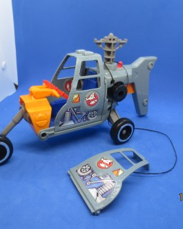 Real Ghostbusters ecto 2 helicopter vehicle incomplete for parts