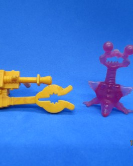 Real Ghostbusters Fright Features Egon Spengler weapon & ghost 1987