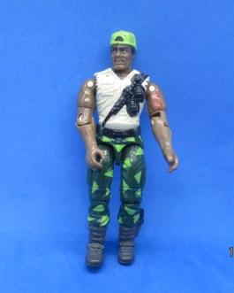 Vintage GI Joe Action Figure 1991 Heavy Duty