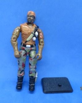 Vintage GI Joe Action Figure 1998 Heavy duty complete