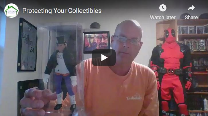 Read more about the article Protecting Your Collectibles!