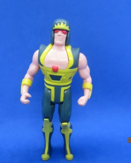 Cyclotron Complete DC SUPER POWERS 1986 Kenner 5″ Action Figure No Repro