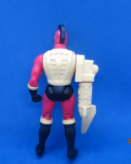 Kenner DC Super Powers Tyr Complete Rare w/ Rocket Working Action