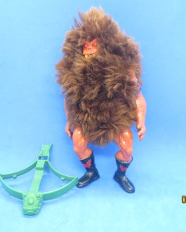 Vtg MOTU He-man Masters Of The Universe ~ Grizzlor ~ Action Figure