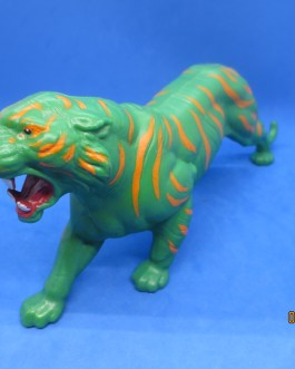 1983 Master Of The Universe He-Man MOTU Battle Cat Green Tiger Action Figure