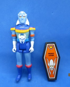 Vintage 1984 Voltron Prince Lotor Action Figure w/ Shield WEP Panosh Place