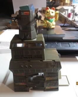 1984 Mattel Marvel Super Heros Secret Wars Tower Of Doom