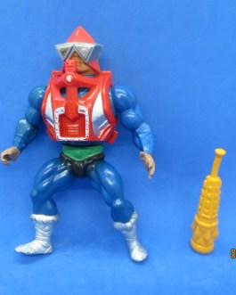 Mattel Vintage 1983He-Man MOTU Wave 3 MEKANECK Figure Complete with Club
