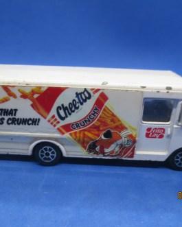 Road Champs 1994 Cheetos Frito Lay Chevy Step Van Diecast