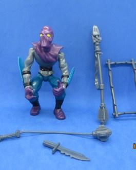 Vintage TMNT Teenage Mutant Ninja Turtles Foot Soldier (1988) *COMPLETE*