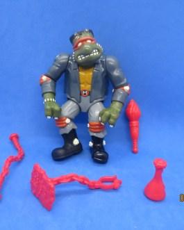 Teenage Mutant Ninja Turtles TMNT Universal Monsters Frankenstein Mike COMPLETE