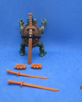 1993 TMNT Teenage Mutant Ninja Turtles – Somersault Leo. Complete!