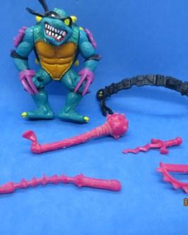 Slash 100% Complete 1990 TMNT Teenage Mutant Ninja Turtle Playmates