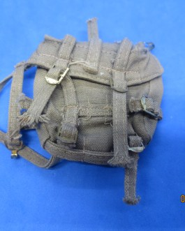 VINTAGE 1964 GI JOE ACTION SOLDIER COMBAT EQUIPMENT FIELD PACK BACKPACK