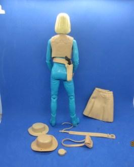 Vintage Marx Johnny West – Jane West Doll 1965 Figure 11″ Tall W/ Accessories