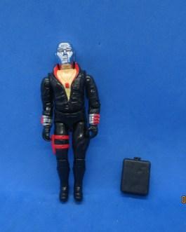 Rare 1983 Hasbro near complete Destro  GI Joe Figure 3.75″ Vintage