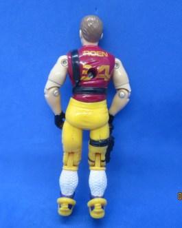 Vintage 1991 G.I. Joe ARAH A Real American Hero Action Figure – TRACKER – Hasbro