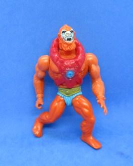 MOTU Masters of the Universe Beast Man Action Figure   Mattel 1982