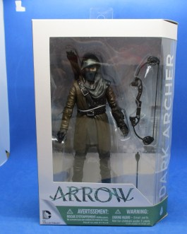 DC Collectibles Arrow Dark Archer Action Figure NEW in Box The CDW!