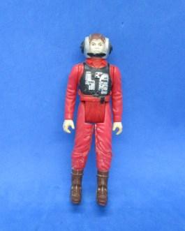 Star Wars Vintage Figure B-Wing Pilot 1984 LFL NO COO ROTJ