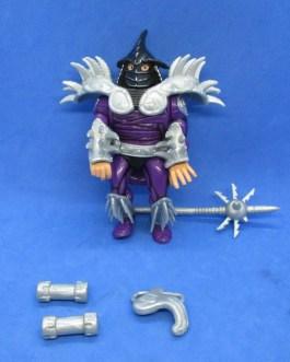 1991 Teenage Mutant Ninja Turtles Super Shredder Complete Vintage Playmates