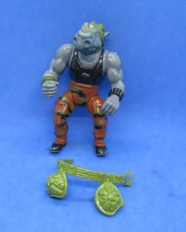 Rocksteady TMNT Teenage Mutant Ninja Turtles – Action Figure – Vintage 1988