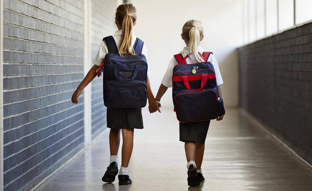 Overloaded School Backpacks Can Cause Long-term Back Problems