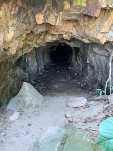 Kamikaze Cave