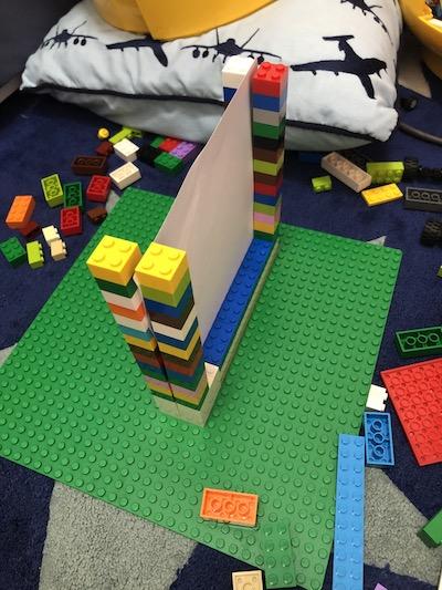 Shadow Lego Game