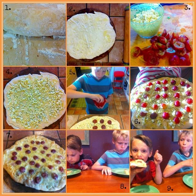 disney, grape, pizza, kids, cooking, home, recipe, cruise