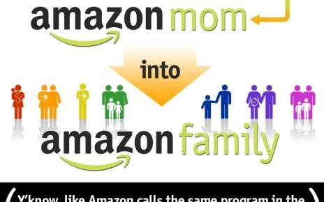 Amazon Mom to Amazon Family