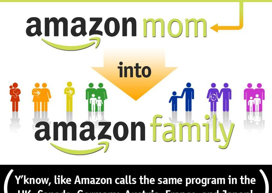 Amazon Mom to Amazon Family