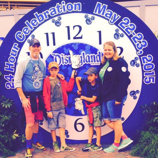 Disneyland 24 hours